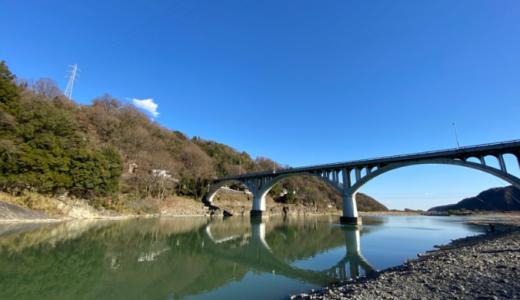 小倉橋河川敷キャンプ【口コミ・ブログ】野営地
