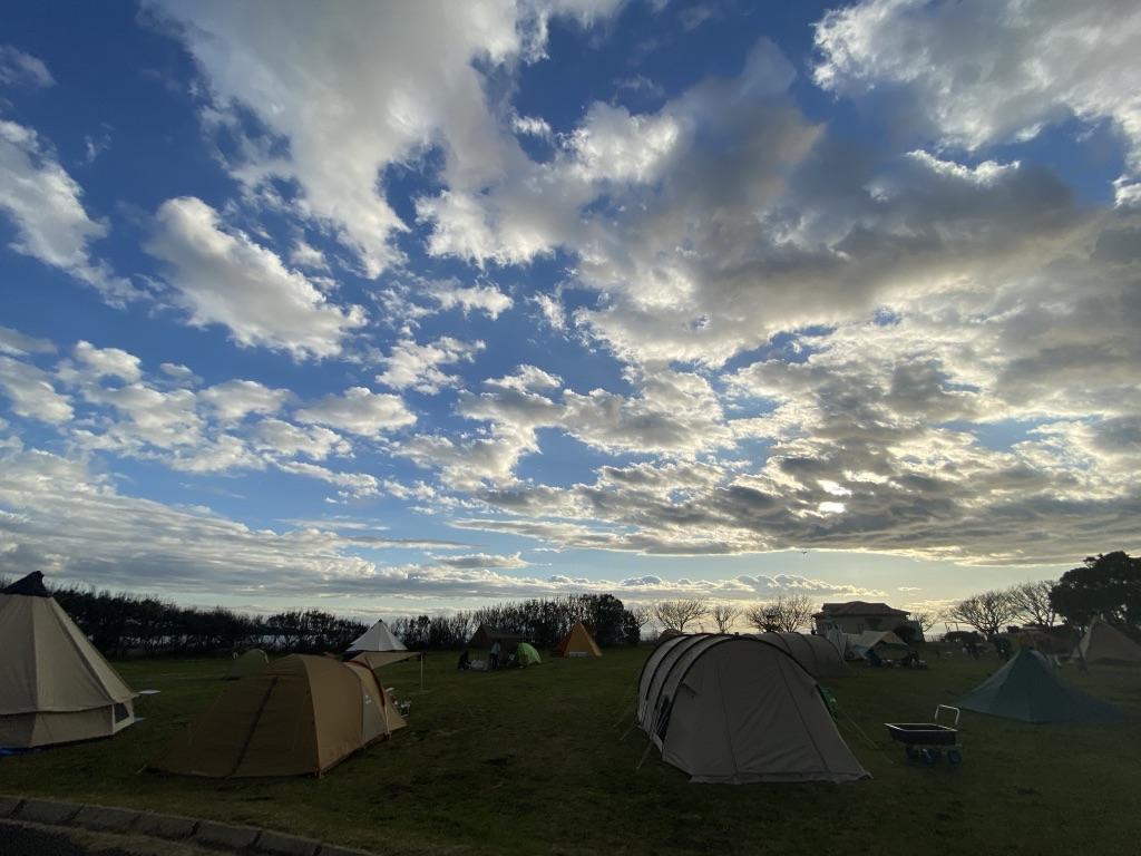 丘 ソレイユ キャンプ の