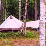 Ogawa・グロッケ12 T/C【ファミリーキャンプで最適なテント】オシャレキャンプ