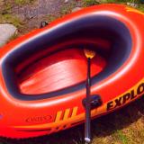 INTEX(インテックス) ボート エクスプローラー 200 SET 【3年使った使用感とレビュー】